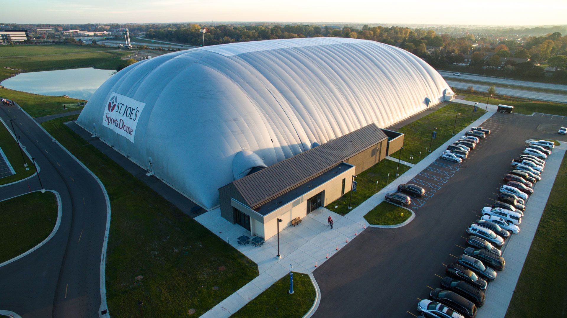 Schoolcraft Soccer Dome