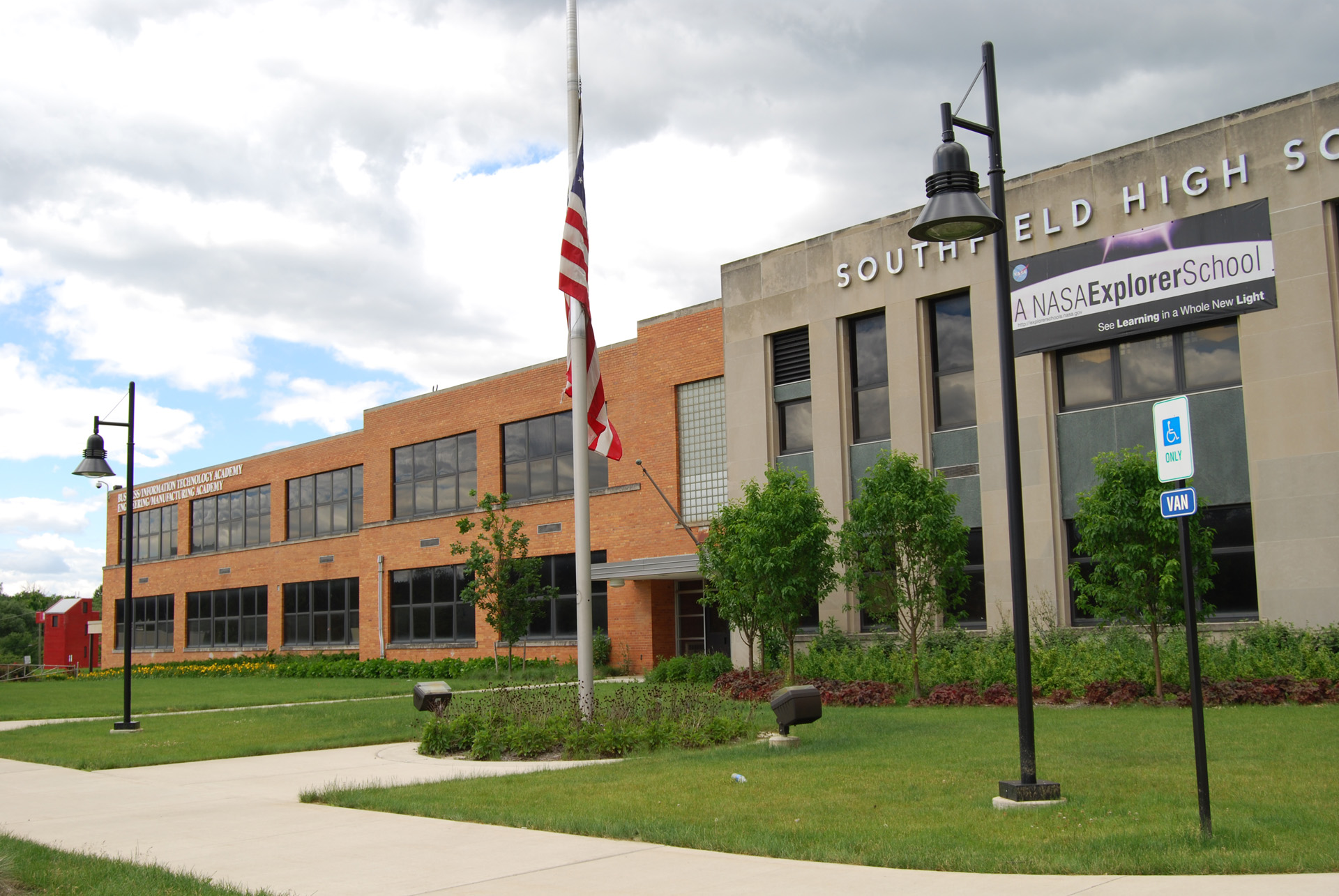 southfield high school addition and renovation